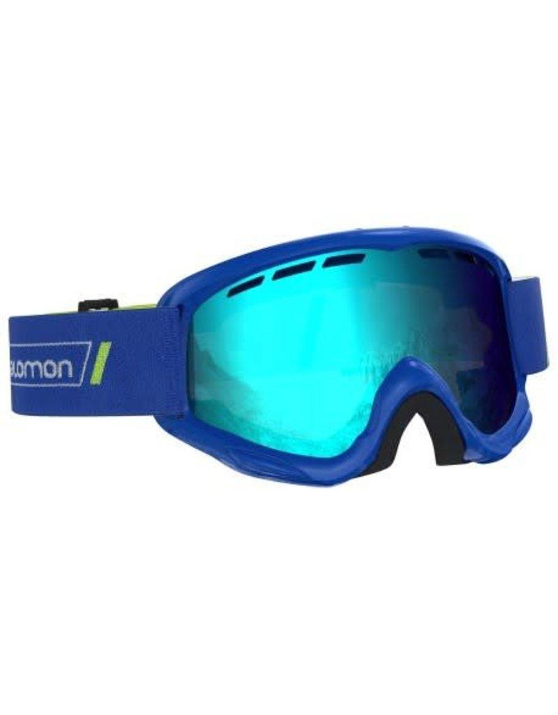Salomon Juke Race Goggle Blue Mid Blue