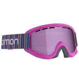 Salomon Juke Goggle Pink Universal Ruby