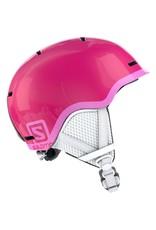 Salomon Grom Helmet Glossy Pink