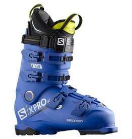 Salomon X Pro 130 Blue Acid Green