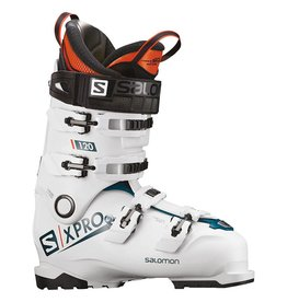 Salomon X Pro 120 White Moroccan Blue Black