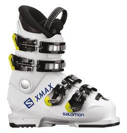 Salomon X Max 60T M White Raceblue Acid Green