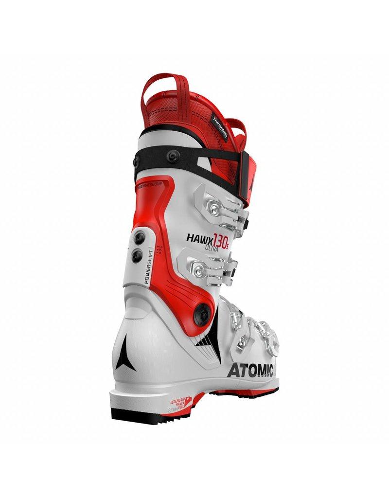 best website 2c139 3cb9c Atomic Hawx Ultra 130 S Ski Boots White Red