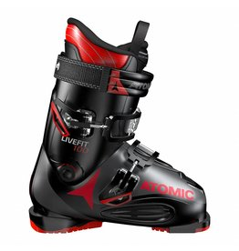 Atomic Live Fit 100 Black Anthracite Red