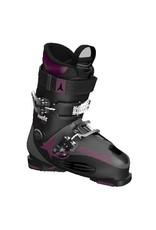 Atomic Live Fit 90 W Women Ski Boots Black Anthracite Purple