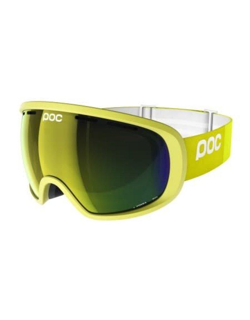 POC Fovea Hexane Goggle Yellow