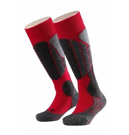 Falke SK1 Kids Ski Socks Red
