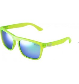 Sinner Thunder Cry Sunglasses Matte Lime Green
