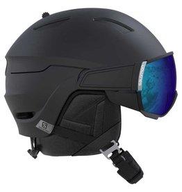 Salomon Driver Helm All Black Solar