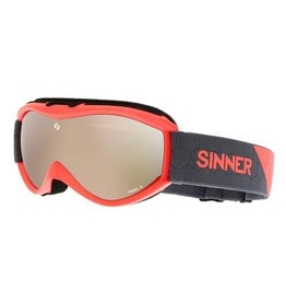 Sinner Toxic S Matt Neon Orange