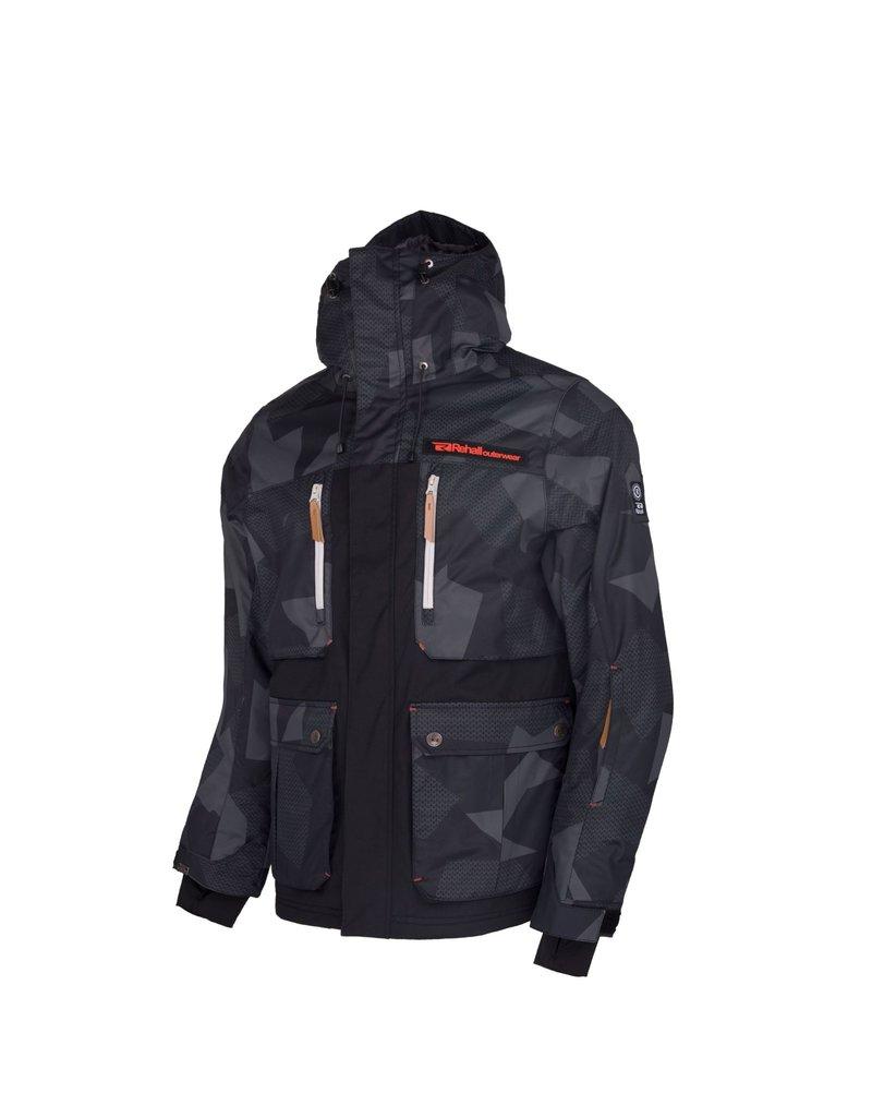 Rehall Hampton-R Ski Jas Camo Black