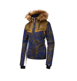 Rehall Hunter-R Dames Ski Jas Military Camo