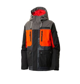 Rehall Hampton-R Ski Jacket Junior Graphite