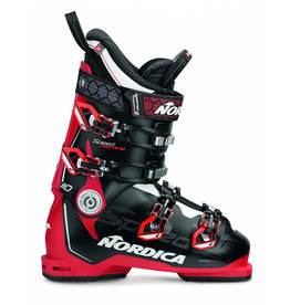 Nordica Speedmachine 110 Black Red White