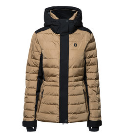 8848 Altitude Women's Ski Jacket Andina Bronze