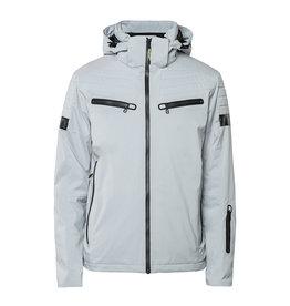 8848 Altitude Hayride Ski Jacket Light Grey