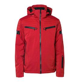 8848 Altitude Hayride Ski Jacket Red