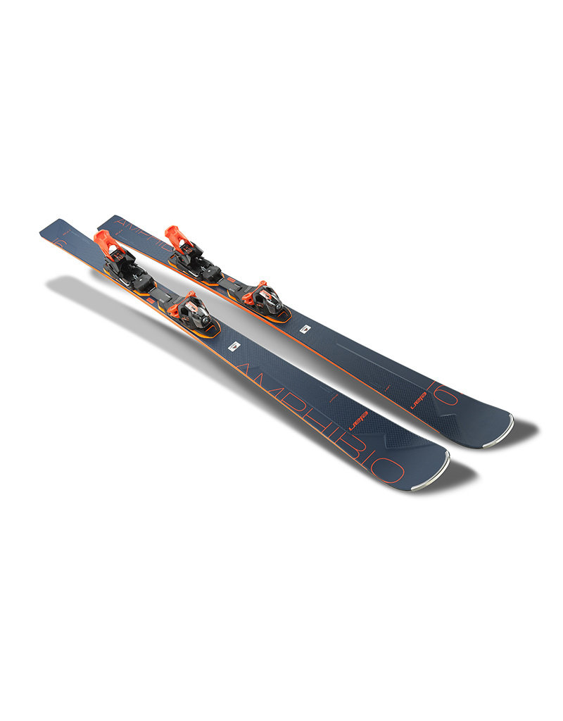 Elan Amphibio 16 Ti Fusion X + EMX 12.0 GW Binding
