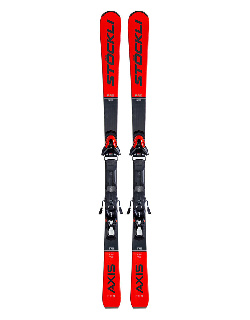 Stöckli Axis Pro + MC12 FT80 Binding