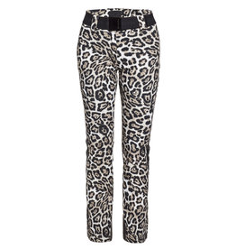 Goldbergh Women's Roar Ski Pants Leopard