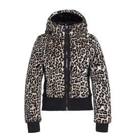 Goldbergh Sunna Dames Winterjas Leopard