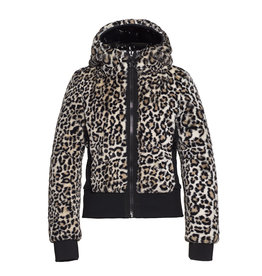 Goldbergh Women's Sunna Jacket Leopard