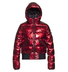Goldbergh Women's Aura Ski Jacket Lava