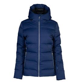 Stöckli Lady Ski Jacket Down Navy
