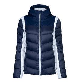 Stöckli Women's Style Ski Jacket Navy White