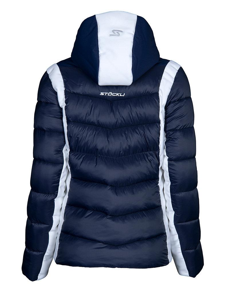 Stöckli Style Dames Ski Jas Navy White