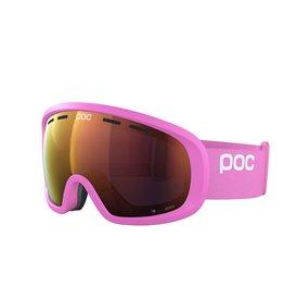 POC Fovea Mid Clarity Goggle Actinium Pink Spektris Orange