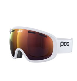 POC Fovea Clarity Skibril Hydrogen White Spektris Orange