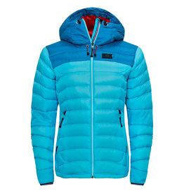 Elevenate Agile Dames Ski Jas Aqua Blue