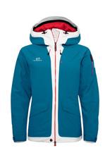 Elevenate Brevent Dames Ski Jas Blue Sapphire