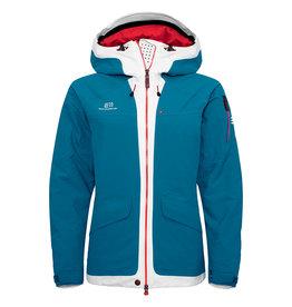 Elevenate Women's Brevent Ski Jacket Blue Sapphire