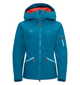 Elevenate Women's Zermatt Ski Jacket Blue Sapphire