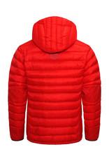 Elevenate Agile Ski Jacket Red Glow