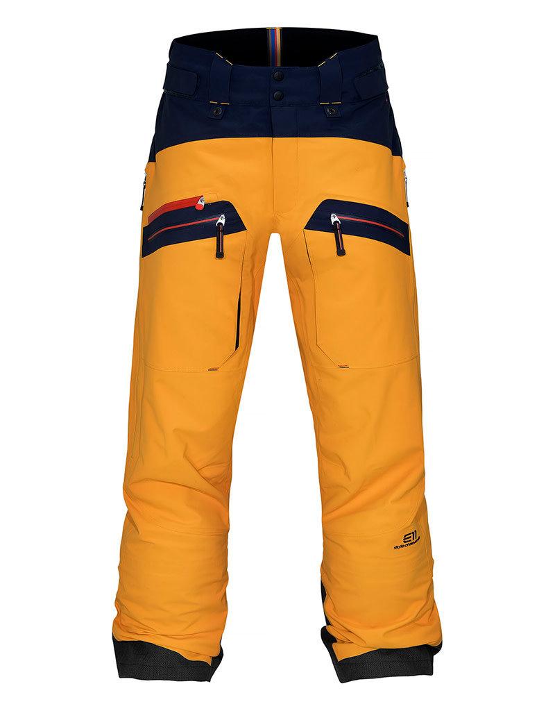 Elevenate Backside Ski Pants Cadmium Yellow