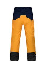 Elevenate Backside Skibroek Cadmium Yellow