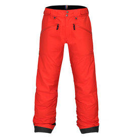 Elevenate Creblet Ski Pants Red Glow