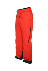 Elevenate Men's Creblet Ski Pants Red Glow