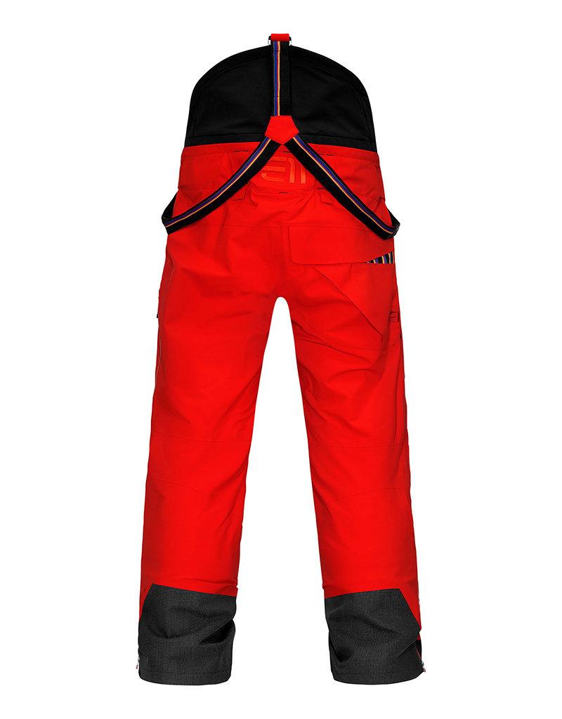 Elevenate Bec de Rosses Ski Pants Red Glow