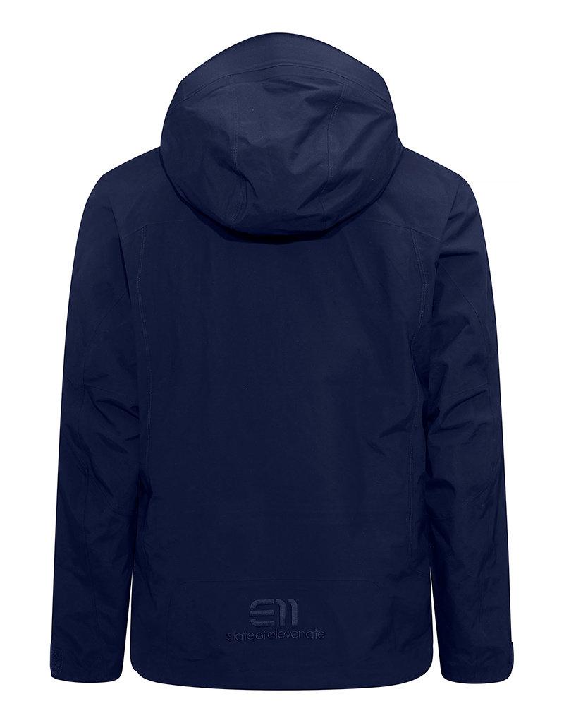 Elevenate Backside Ski Jacket Dark Navy