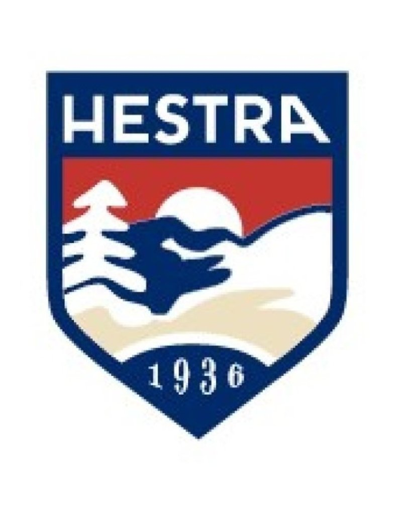 Hestra Army Leather Coach CZone Handschoenen Navy Red