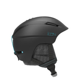 Salomon Icon2 M Helm Zwart