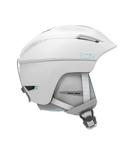 Salomon Icon2 M Helm Wit