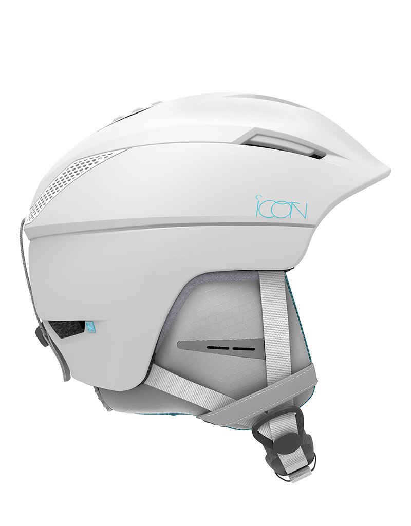 Salomon Icon2 M Helmet White