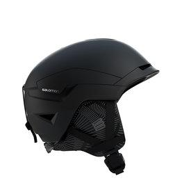 Salomon Quest Access Dames Helm Black Ray