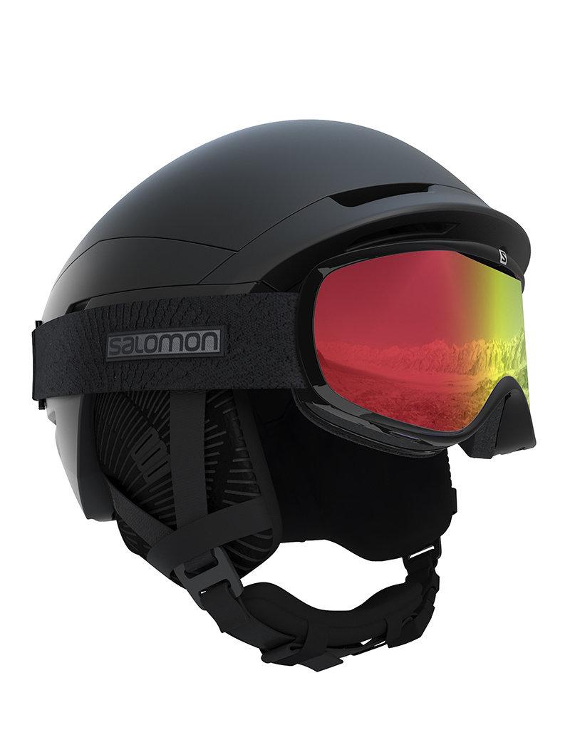 Salomon Quest Access Women Helmet Black Ray