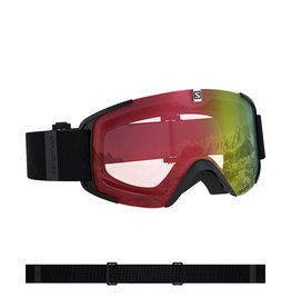 Salomon Xview Photo Skibril Black